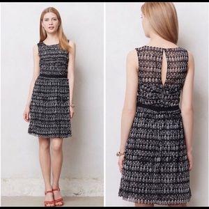 ✨Anthropologie Postmark Swiss Dots Dress
